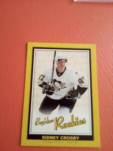 2005-06 Bee Hive Hockey Sidney Crosby Rc!! #101. Original. Nr-mint. Pictured.