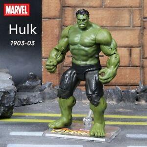 "New Hulk Marvel Avengers Legends Comic Heroes Action Figure 7"" Kids Toy In Stock"