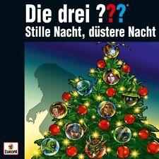 3 CDs * DIE DREI ??? (FRAGEZEICHEN) BOX - STILLE NACHT, DÜSTERE NACHT # NEU OVP=