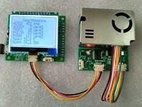 SM300D2 7-in-1 PM2.5 PM10 Temperature Humidity CO2 formaldehyde TVOC Sensor +