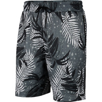 Nike Jordan Jumpman Printed Knit Shorts - Men's Size Medium, CK5634-010 , Black