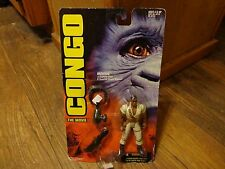 1995 KENNER--CONGO THE MOVIE--MONROE FIGURE (NEW)