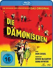Die Dämonischen (1956) - Die Invasion der Körperfresser - Don Siegel - [Blu-ray]
