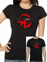 RWBY Anime Inspired Ruby RED T-Shirt. Unisex or Women's Fitted Tee Printed