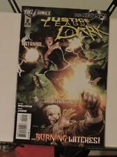 Justice League Dark #2  dec 2011
