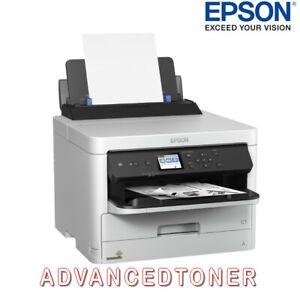 Epson Workforce Pro WF-C5290 Wi-Fi Colour Auto Duplex inkjet Printer