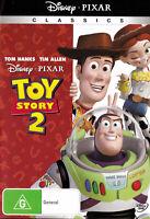 TOY STORY 2 Tom Hanks / Tim Allen DVD R4 - PAL  New   SirH70