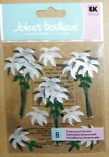 JOLEE'S BOUTIQUE LILY BOUQUETS DIMENSIONAL STICKERS  BNIP