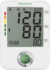 MEDISANA-BU-A50-Oberarm-Blutdruckmessgeraet-Digital 3-Werte-Anzeige-NEU-OVP