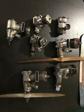 Cox, Fox, and McCoy model engines