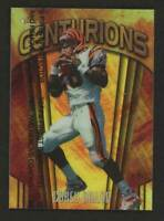 1998 Finest Centurions Refractors Bengals Football Card #C18 Corey Dillon /75