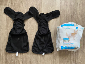 Size S Dog Puppy Diapers Male Or Female
