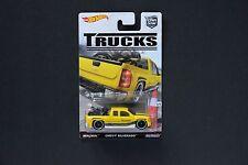 Hot Wheels Yellow Chevy Silverado - *Car Culture Trucks* - Real Riders