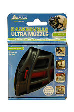 Baskerville Ultra Dog Muzzle size 2, Black, Muzzle For Beagle Bearded Collie