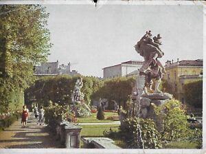 Ephemera Austria Salzburg Mirabellgarten R0283 Vintage