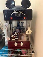 Mickey Mouse popcorn machine