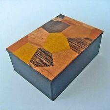 Wooden Abstract Decorative Boxes