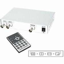 2Ch Color Video Quad Switcher, Cctv Dvr Camera Splitter Processor System &amp