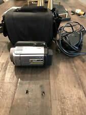 Sony Handycam HDR-XR100E (80 GB) High Definition Hard Drive AVC Camcorder TESTED