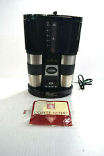 Gevalia Coffee For Two Coffee Maker #WS-02AT