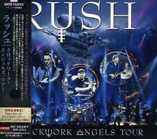 Musik-CD-Rush 's Alben aus Japan