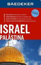 Baedeker Reiseführer Israel, Palästina | NEUWERTIG | 2017 | 15. Auflage |