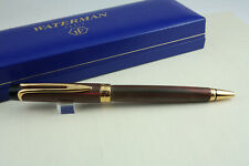Waterman Brown Ebonite Liaison Mechanical Pencil - Floor Model