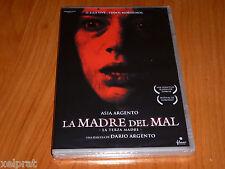 MOTHER OF TEARS THE THIRD MOTHER / LA MADRE DEL MAL - English/Español - Precinta