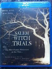 SALEM WITCH TRIALS - Blu Ray Region ALL - Kirstie Alley