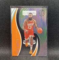 James Harden 2019-20 Illusions Astounding Insert Orange #3 NBA Rockets