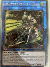 1x FRENCH SKY STRIKER  ACE - HAYATE ULTIMATE RARE NM OP10-FR002 YUGIOH!