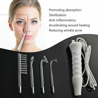 Portable High Frequency Facial Machine Acne Anti-inflammatory Wrinkles Fine Line