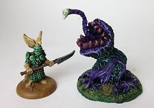 'Arboreal Horror', large, resin model for Roleplaying and Wargames, Triffid