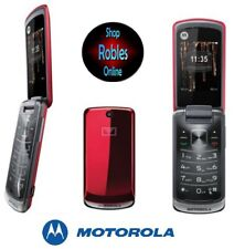Motorola Gleam Rot (Ohne Simlock) Radio FM Bluetooth 2,0MP MP3 Rarität OVP TOP
