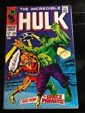 The Incredible Hulk #103 (May 1968, Marvel)