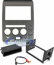 Scosche NN1453B Single/Double DIN Install Dash Kit for 06-07 Nissan Armada/Titan