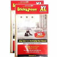 Pioneer Pet - Sticky Paws 10 XL Sheets (2 Packs of 5 Sheets)