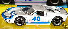 SCALEXTRIC C2943A GERMAN FORD GT40 #40 LTD EDITION NEW