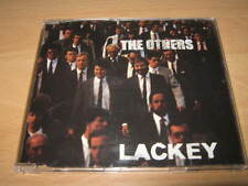 "THE OTHERS "" LACKEY "" CD SINGLE - VERY GOOD"