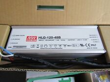 Mean Well HLG-120-48BRS, Constant Current Potentiometer LED Driver 120W 7211890