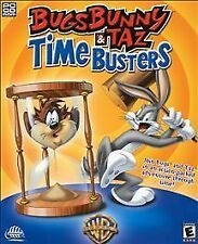 Bugs Bunny & Taz: Time Busters PC GAME + LARGE RETAIL BOX + FREE SHIPPING