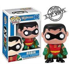 Batman - Robin Pop Vinyl Figure Funko 02