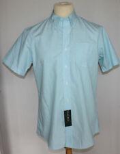 Ralph Lauren Short Sleeve Striped Formal Shirts for Men