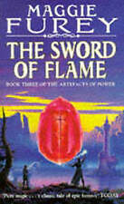The Sword of Flame (Artefacts of Power), By Maggie Furey,in Used but Acceptable