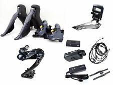 Shimano Ultegra Di2 R8070 Hydraulic Disc Brake Groupset w/ Di2 Junctions & Wires