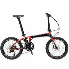 SAVA Folding Bike 20 in Carbon Fiber Frame Shimano 105 22s Compact City Bicycle