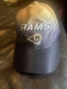 Vintage NFL Authentic Puma Pro Line St. Louis Rams Hat EUC.