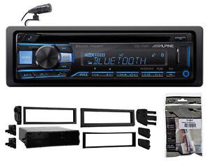 ALPINE Bluetooth CD Receiver USB/AUX SiriusXM For 1995-99 Subaru Legacy Outback