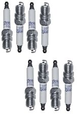 Set Of 8 Spark Plugs AcDelco For Mercury Cougar Ford F-150 B700 Bricklin SV-1 V8