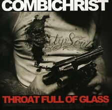 Combichrist - Throat Full of Glass [New CD]